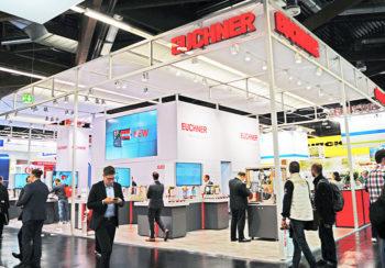 Euchner stellt Produktinnovationen auf der Messe SPS 2019 in Nuernberg vor