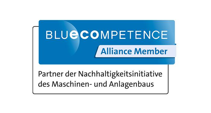 EUCHNER ist Partner der Nachhaltigkeitsinitiative Blue Competence!