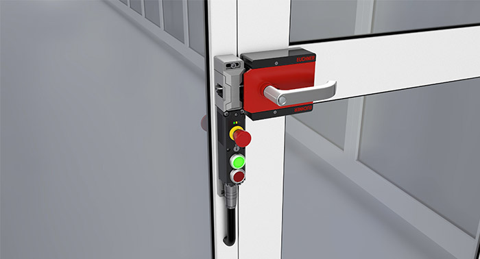 CTP meets MGB – the compact safety door protection device MGBS