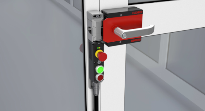 TP meets MGB – the compact safety door protection device MGBS