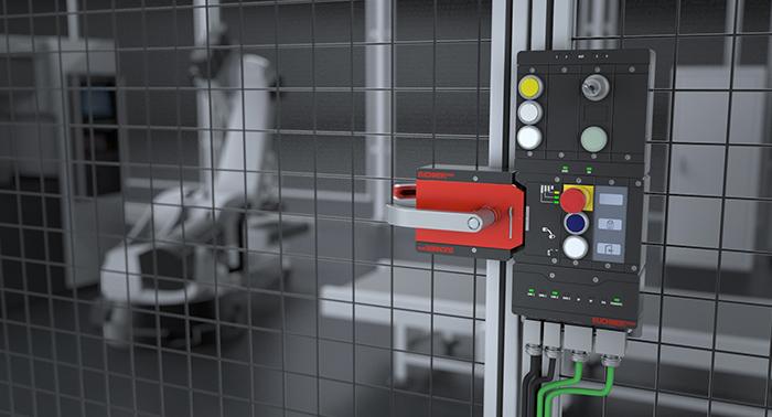 Innovative Sicherheitstechnik für die Metallbearbeitung