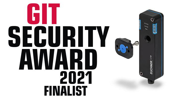 CTM Guard Locking Device in the Final of the GIT SECURITY AWARD 2021