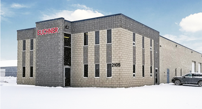 EUCHNER gründet Tochtergesellschaft in Kanada